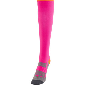 Gococo Compression Superior Calcetines, cerise